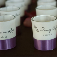 Stationery, Place Cards, Candle, Placecards