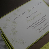 Stationery, Invitations, Bg designs