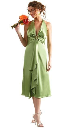 Bridesmaids Dresses, Wedding Dresses, Fashion, green, dress, Bridesmaid