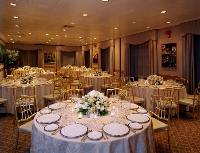 Reception, Flowers & Decor, Princeton-columbia club of new york city