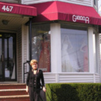 Giannas bridal boutique
