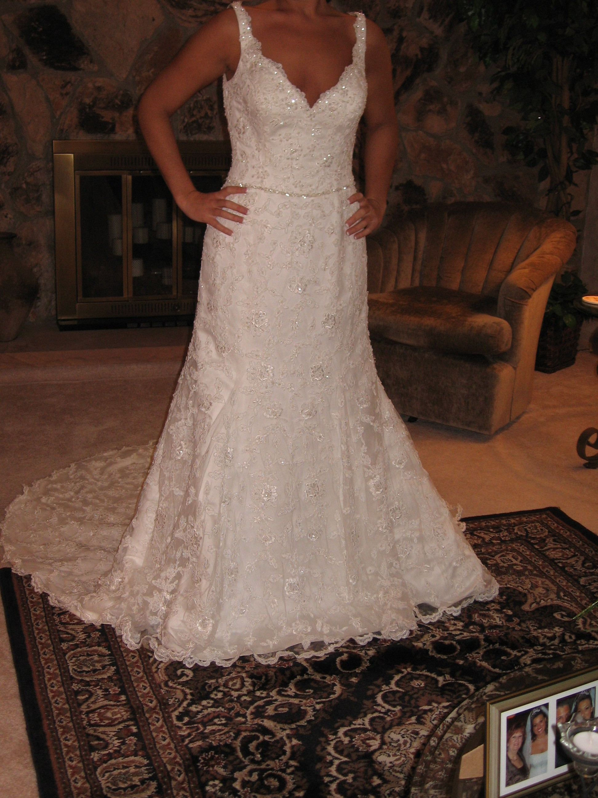 ivory, Bride, Gown, Sale, 4, 8, Size, 2be