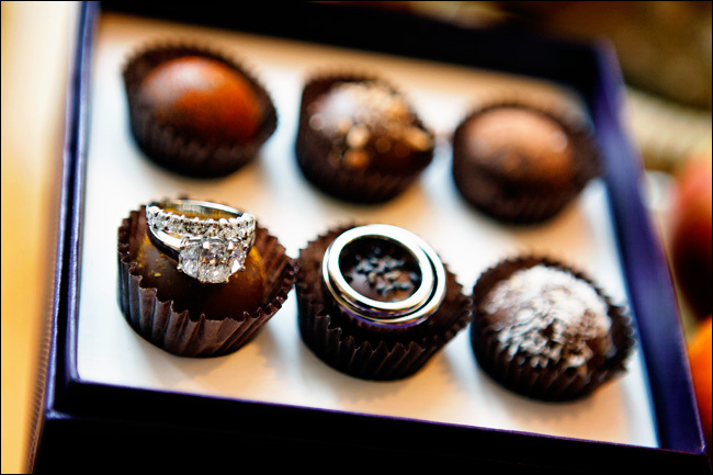 Favors & Gifts, Favors, Rings, Dessert, Pen carlson fine art photography