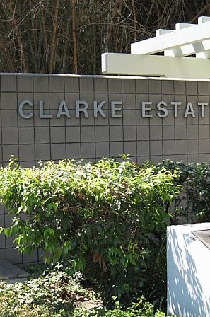 venue, Clarke estate