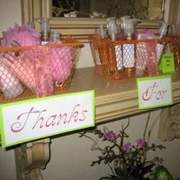 Favors & Gifts, Favors, Bridal Shower