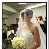 Wedding Dresses, Veils, Fashion, dress, Portrait, Veil, Crowning glory designs candi merle, Glory, Crowning, Candi, Merele