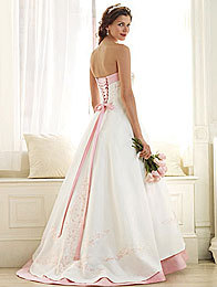 Wedding Dresses, Fashion, dress, Wedding, Back