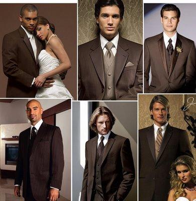Fashion, brown, Men's Formal Wear, Tux