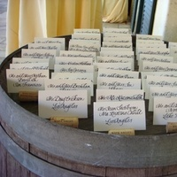 Stationery, Escort Cards, Bellissima vita