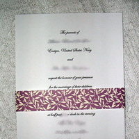 DIY, Stationery, invitation, Invitations
