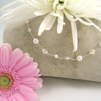 Necklace, Emmas bridal jewelry