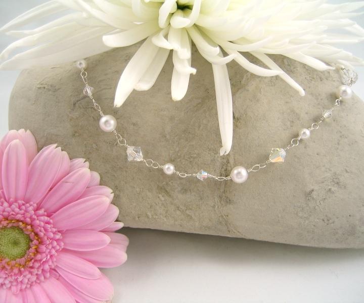Necklace, Emmas bridal jewelry
