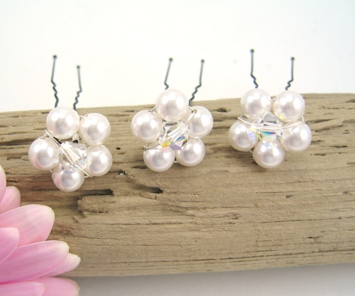 Beauty, Hairpin, Hairpins, Emmas bridal jewelry