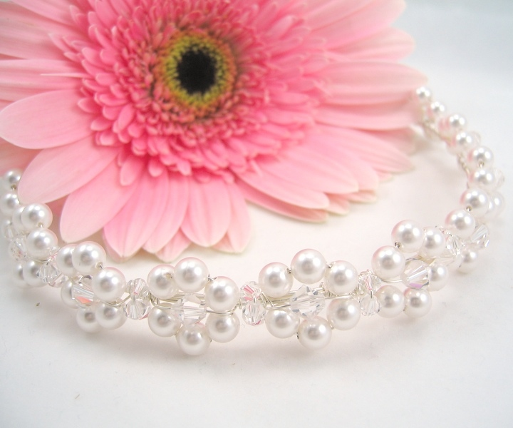 Jewelry, Tiaras, Tiara, Emmas bridal jewelry, Convertible, Choker