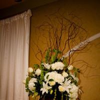 Flowers & Decor, Flowers, Altar arrangement