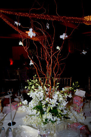 Flowers & Decor, white, Centerpieces, Flowers