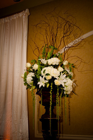 Flowers & Decor, Flowers, Altar arrangement