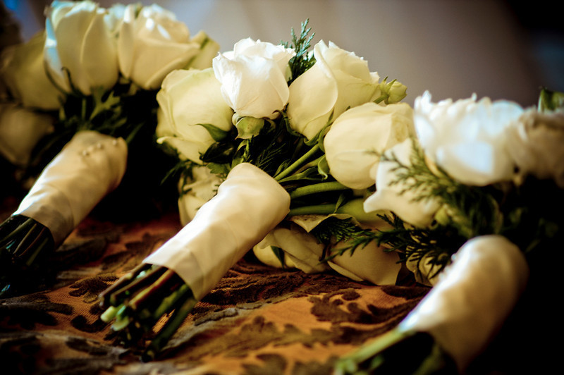 Flowers & Decor, white, Flowers, Bridesmaids bouquet