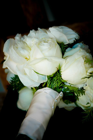 Flowers & Decor, white, Flowers, Bridesmaids bouquet