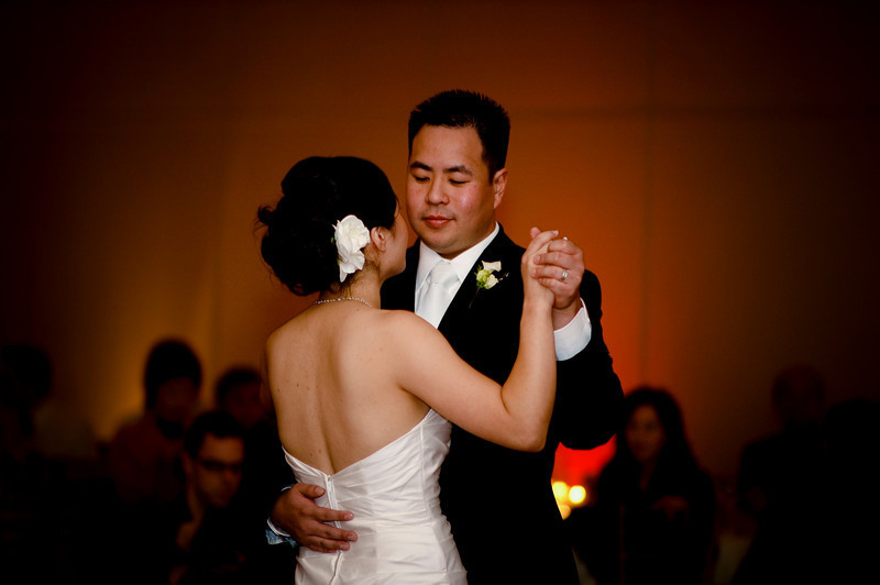 Reception, Flowers & Decor, First dance