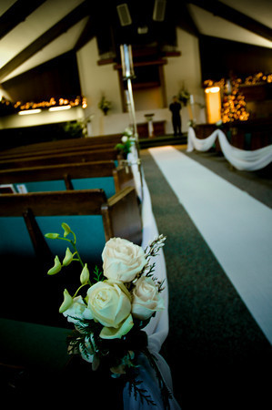 Flowers & Decor, Flowers, Church, Decorations
