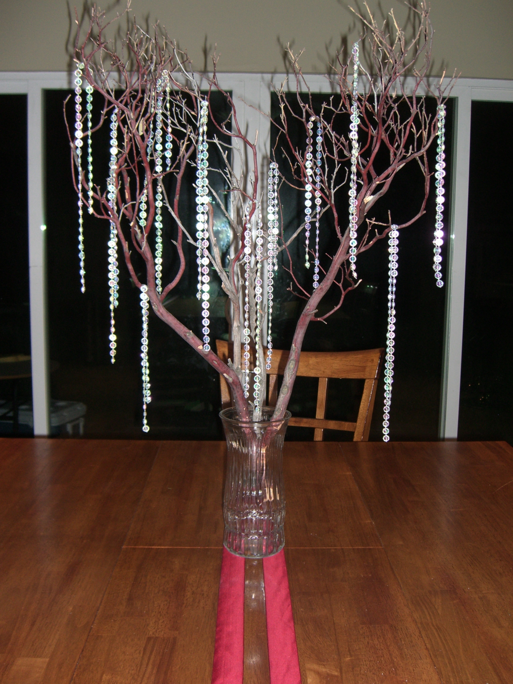 Centerpiece, Crystal