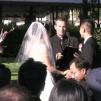 Ceremony, Flowers & Decor, Wedding, Park, Rev stephan merriam