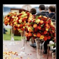Ceremony, Flowers & Decor, Ceremony Flowers, Aisle Decor, Flowers, Aisle