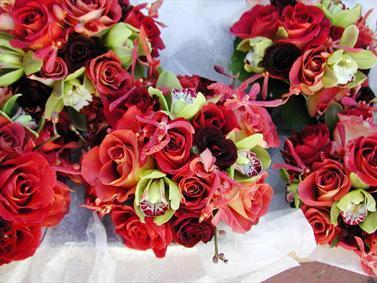 Ixora florist