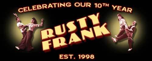 Rusty frank