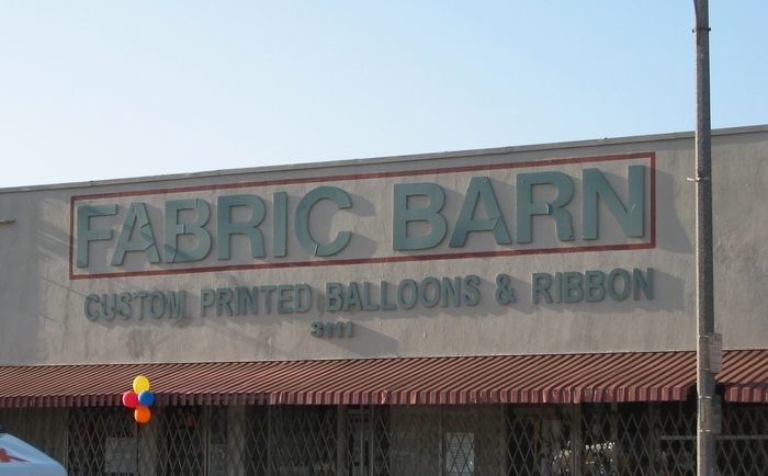Fabric barn