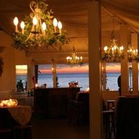 The sunset restaurant