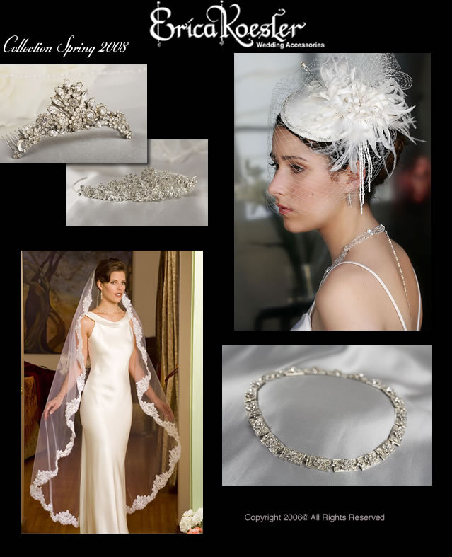 Erica koesler wedding accessories