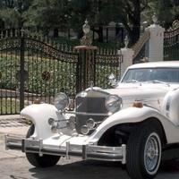 Elegant journey limousine