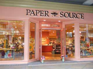 Paper source san jose