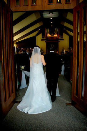 Ceremony, Flowers & Decor, Wedding Dresses, Fashion, dress, Bride, Church