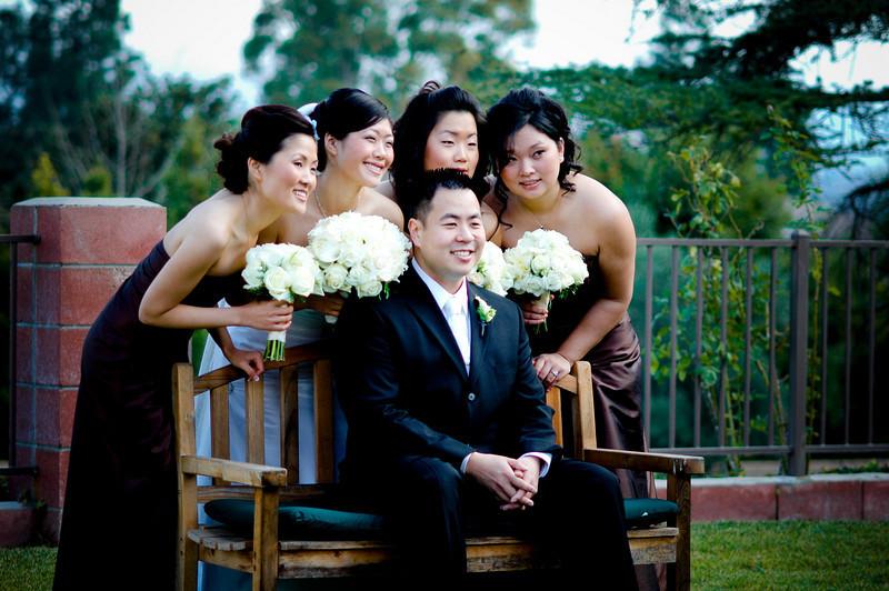 brown, Bridal party
