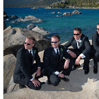 Fashion, Men's Formal Wear, Groomsmen, Groom, Tuxedo, Lake, Tahoe, Jeff lamppert photography, Sunglasses