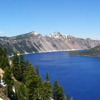 Lake, Where, Crater, He, Proposed