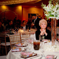 Reception, Flowers & Decor, Centerpieces