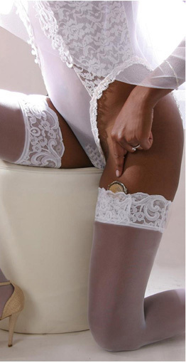 Lingerie, Oh cheri lingerie, Stockings