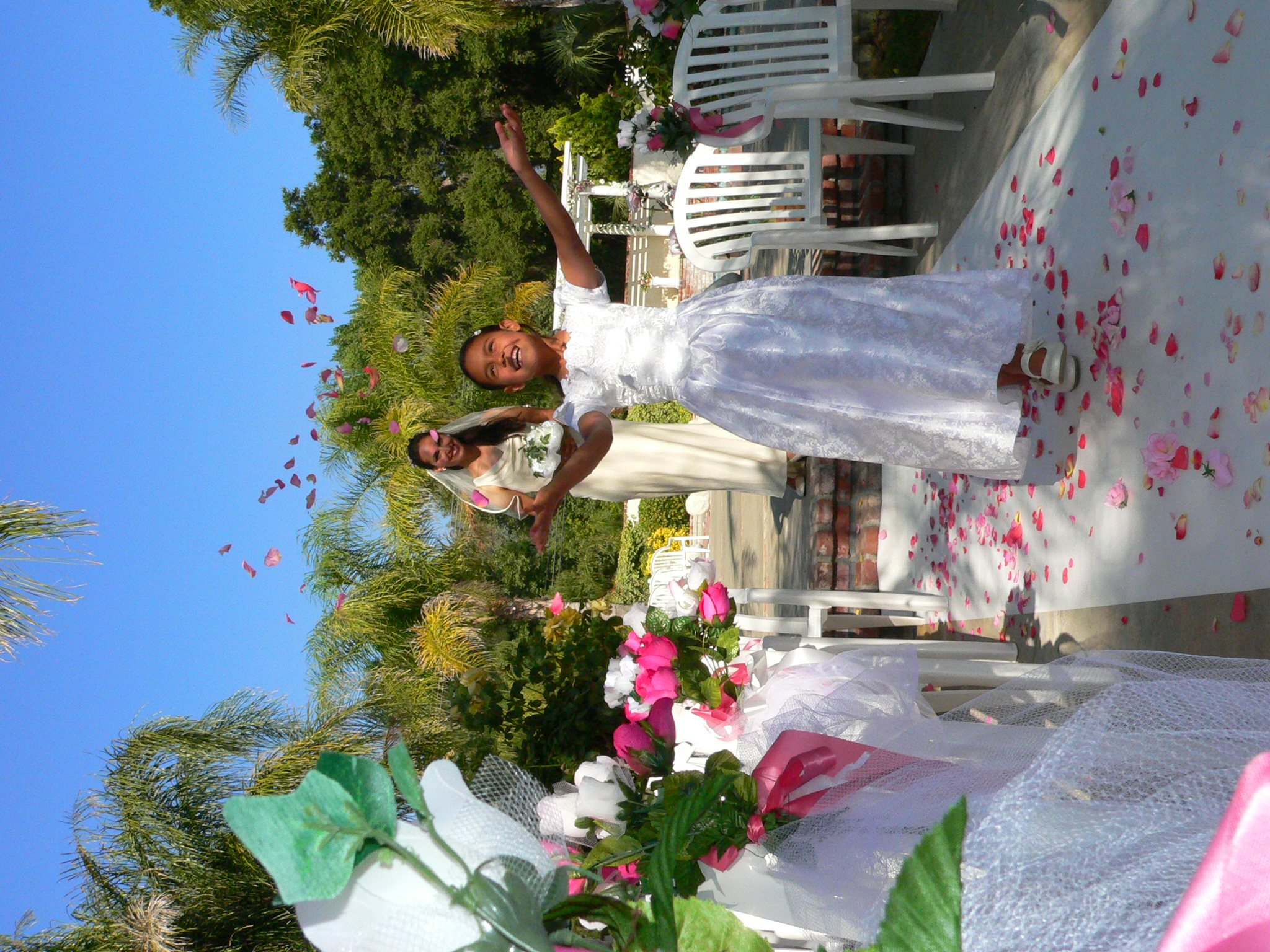 Ceremony, Flowers & Decor, Flower, Girl, Las palmas estate