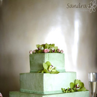Cakes, green, cake