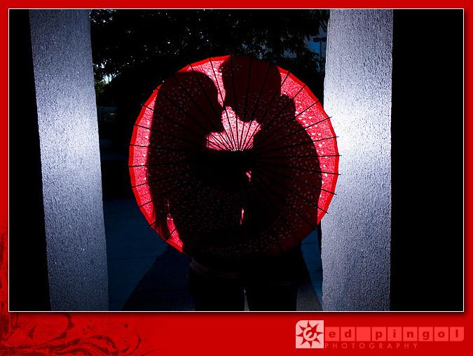 Photo, Parasol, Engagement, Ed pingol photography
