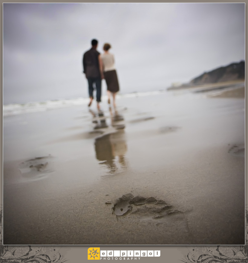 Beach, Photo, Engagement, Ed pingol photography