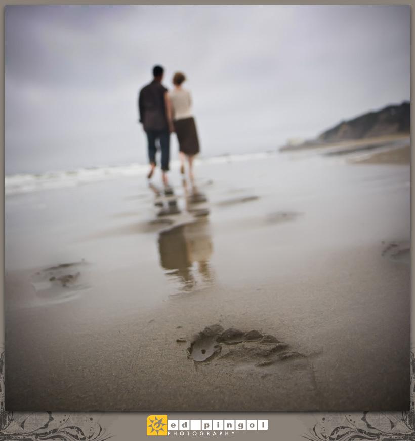 Beach, Photo, Engagement, Ed pingol photography