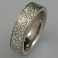 Wedding, Ring, Chris, Chris ploof, Ploof, Mokume, Gane