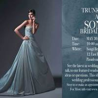 Songi bridal salon, Trunk, Show