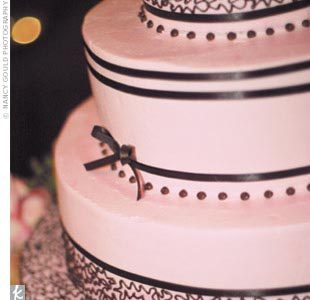 Cakes, pink, cake, Andbrown