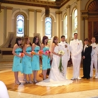 Party, Bridal, Cathedral